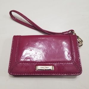Cole Haan cell phone wallet